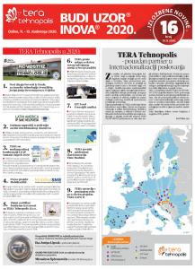 Izložbene novine broj 16, 11. – 13. prosinca 2020.