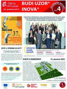 Izložbene novine broj 4, 22. prosinca 2012.