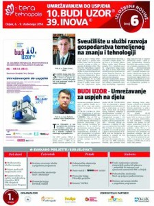 Izložbene novine broj 6, 6. studenoga 2014.