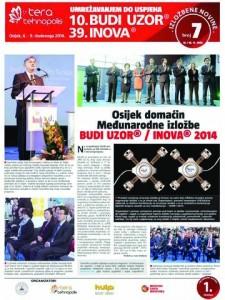 Izložbene novine broj 7, 15. i 16. studenoga 2014.