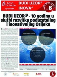 Izložbene novine broj 8, 2. prosinca 2014.