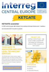 KETGATE - Newsletter No. 1